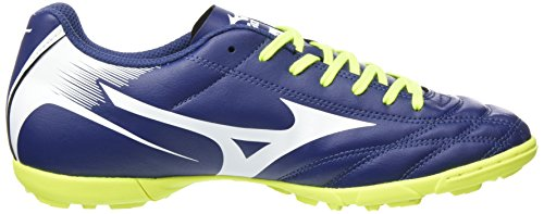 Mizuno Monarcida Neo As, Scarpe da Ginnastica Uomo Blu (Blue Depths/White/Safety Yellow)