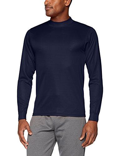 Augusta Sportswear Herren Wicking Mock Rollkragen, Herren, Navy, X-Large