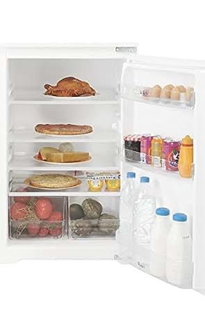 Whirlpool ARG 570/3 Intégré Blanc réfrigérateur - réfrigérateurs (Intégré, Blanc, Droite, 35 dB, 2,45 m, 153 kWh)