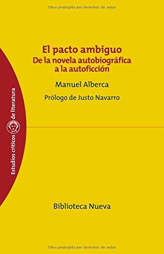 El pacto ambiguo (ESTUDIOS CRÍTICOS DE LITERATURA)