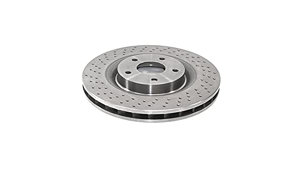 DuraGo BR900970 Vented Front Disc Brake Rotor Dura International