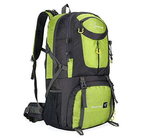 Rucksack Wanderrucksack Trekkingrucksack Leicht Wasserfest Wasserdicht GROßE Kapazität von 60L/80L Perfekt zum Wandern, Reisen, Bergsteigen, und für Sport und Camping*