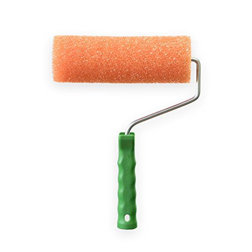 Rodapin 15422 Rodillo esponja extra poro-3, diámetro 75 mm, 22 cm