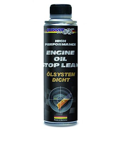 Motoröl Stop Leck Powermaxx | Schnell wirkenes Öl-Additive und Behandlung, 300 ml.