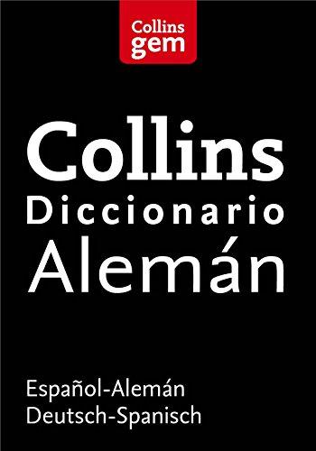 COLLINS GEM DICCIONARIO ALEMAN