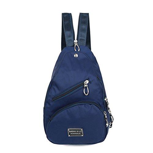pacchetto della cassa impermeabile/versione coreana di borsa messenger casuale/movimento della spalla/zaino/M Zaino/pacchetto Donne-F D