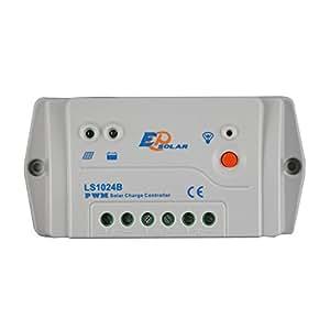 EP SOLAR - Régulateur de charge solaire PWM 10A LS1024B