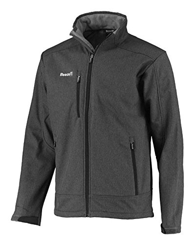 Reece Hockey Supreme Soft Shell Jacke - BLACK-GREY, Größe #:XL (Hockey Shell Soft)