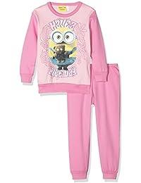 Minions Pigiama Ragazza, Pijama Para Niños