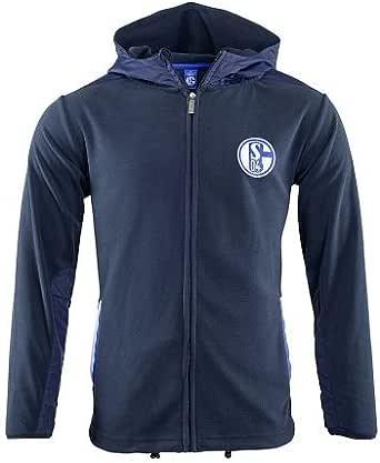 Jacke Fleece FC Schalke 04 Funktions