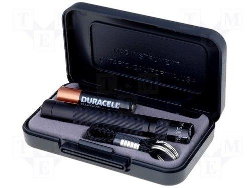 Mag Lite K3A012 Mag-Lite Solitaire für 1x Micro 8cm schwarz