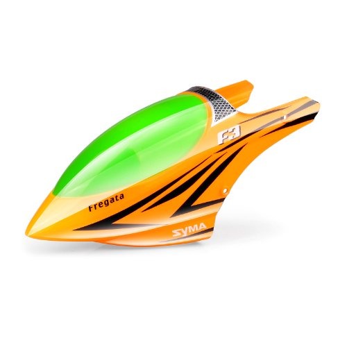 Syma Himmel für F3Heli (orange)