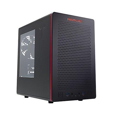 Riotoro CR280 PC-Gehäuse - Desktop-tower Kleine