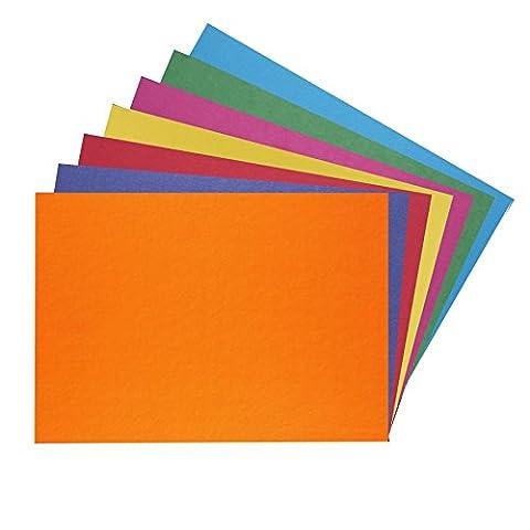 House of & Papier A6160gsm sterben Karte–verschiedene Bright (300Blatt) Stück