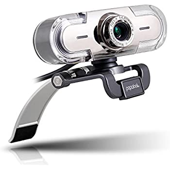 papalook pa452 webcam hd 1080p multicolore moderna camera