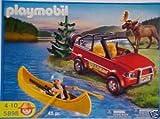 PLAYMOBIL 5898 Geländewagen mit Kajak