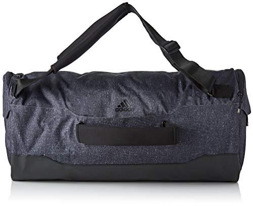 adidas Unisex-Erwachsene PREDATOR DU18.2 Sporttasche, Grau (Carbon/Negro), 24x15x45 centimeters
