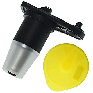 Spares2go Gelbe Service Disc & Piercing Düse für Bosch Tassimo Kaffeemaschine