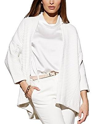 APART Fashion Strickjacke-Jersey Blanco