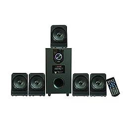 Cursor Home Theater 5.1(USB/SD/FM) HT 5010,Black