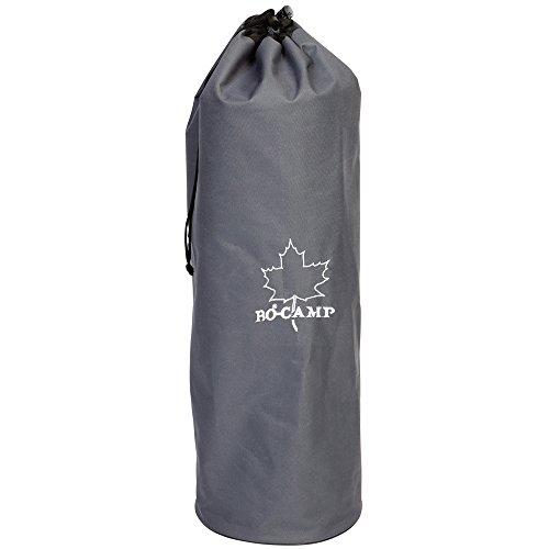 Bocamp Tragetasche/Schutzhülle für Campingmatten, 70x20cm, 600D-Polyester: Aufbewahrungstasche Campingmatte Isomatte Luftmatratze Thermo Matte Trage Tasche