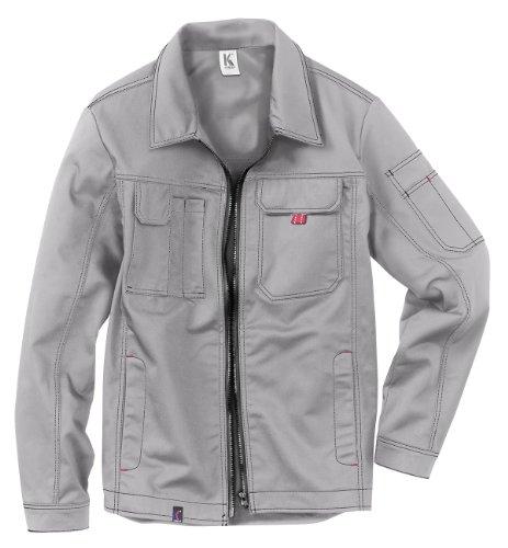 Preisvergleich Produktbild Kübler Inno Plus Uni-Dress mittelgrau Arbeitsjacke Gr. 94 / Blousonjacke Blouson