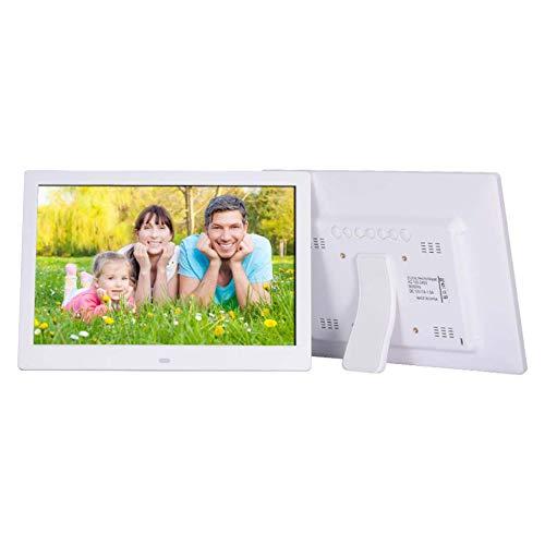 SPFDPF Digitaler Bilderrahmen 12-Zoll-Unterstützung Vollformat-Videobild Multifunktions-HD-Fotoalbum