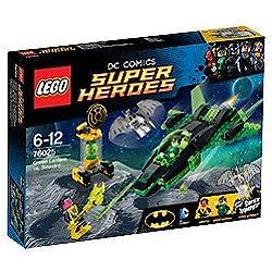 Super Heroes LEGO DC Comics Green Lantern vs. Sinestro - building sets (Boy, Multicolour)