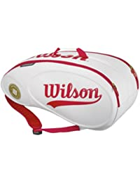 WILSON 100 Years Moulded Tour 9 Raquetero