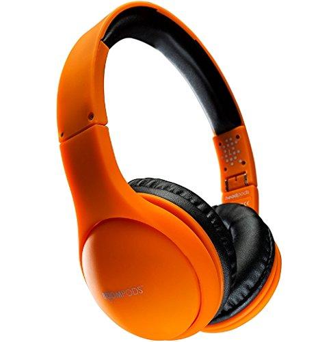 Boompods Headpods MFi orange