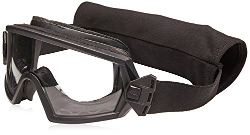 Smith Optics Elite Outside The Wire Field Kit Goggles - Black ~ Clear - One Size
