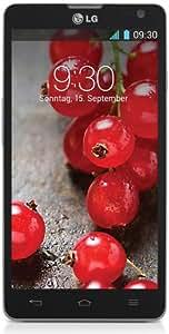 LG D605 Optimus L9II Smartphone (11,9 cm (4,7 Zoll) Touchscreen Display, Dual-Core 1,4GHz Prozessor, 8 Megapixel Kamera, 8GB interner Speicher, 1GB RAM, Android 4.1) schwarz