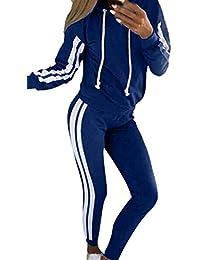 Lauf-sets Frauen Sommer Laufen Outdoor Set Weiß Schwarz Fit Sweatshirt Lange Hosen Vier Stück Trainingsanzug Jogging Sport Anzug