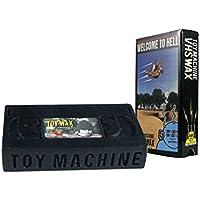 Toy Machine tmwax004Cera para Skateboard Unisex