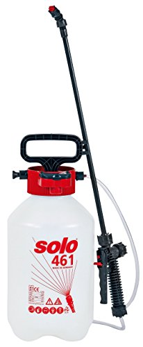 Solo 5L 45psi Piston Pump Manual Pressure Sprayers with Spray Lance