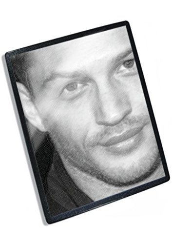 tom-hardy-original-art-mouse-mat-signed-by-the-artist-js003