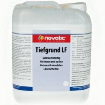 Preisvergleich Produktbild novatic Tiefgrund LF,  farblos