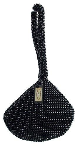 GFM Little Beaded Wrist Pouch (#KL-11) Wrist Clutch Purse Bag - Evening bag (BP)(#KL-11)