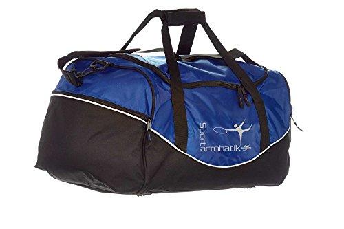 Tasche Team QS70 blau/schwarz Rugby