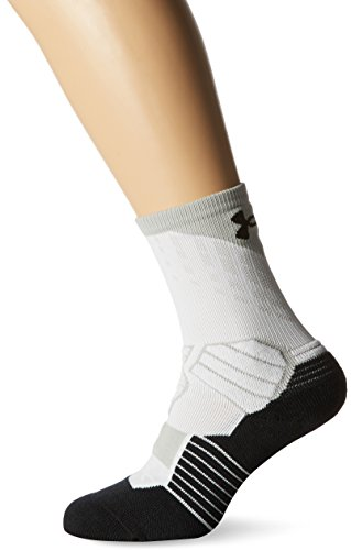 Under Armour Men's Ua Drive Basketball Crew Socks