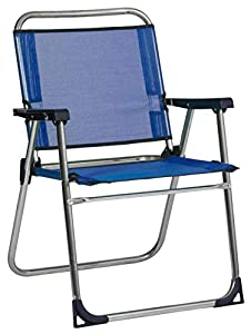 Safari-631ALF16 Sillon Fijo FIBREL.SEG Azul, 87406