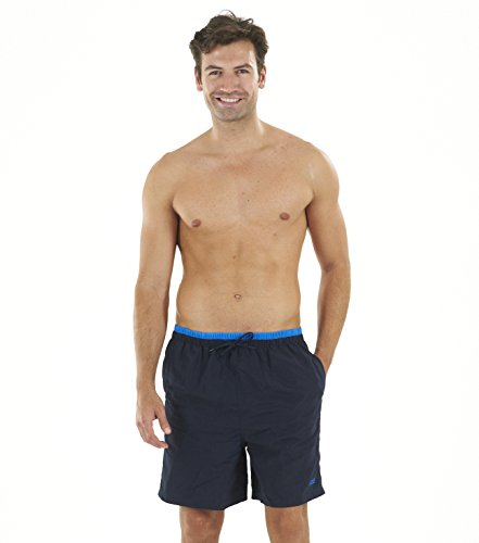 Zoggs Sandstone 19 Inch Mens Swimming Shorts Navy