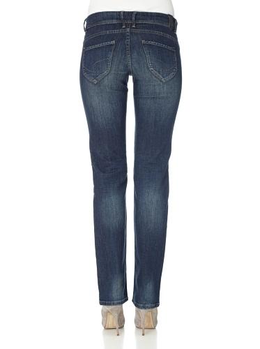 Paddocks Jeans Hose Sally 480, 51.52 blue dark vintage stone used 51.52 blue dark vintage stone used