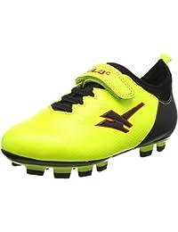 Gola Unisex Kids' Alpha Blade,Velcro Football Boots