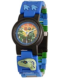Lego Kids Analogue Classic Quartz Watch with Plastic Strap 8021285