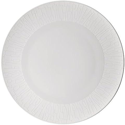 Rosenthal TAC Gropius Skin Silhouette Platzteller 33 cm 11280-403240-10263
