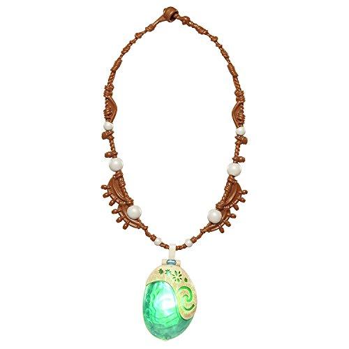 Grünen Kostüm Schmuck Halsketten (Vaiana's Magische)