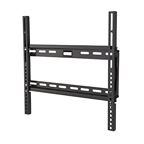King Slim Flat To Wall Fixed TV Wall Mount Bracket for TVs from 26