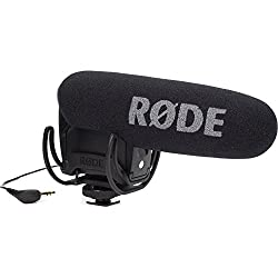 Richtmikrofon Test › Kamera-Mikrofone im Check