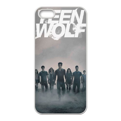 LP-LG Phone Case Of Teen Wolf For iPhone 5,5S [Pattern-2] Pattern-6